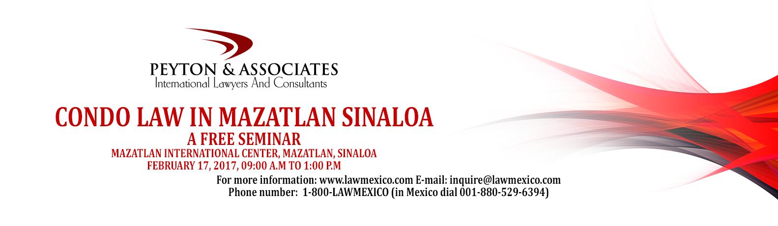 condo-law-in-mazatlan-sinaloa-a-free-seminar-